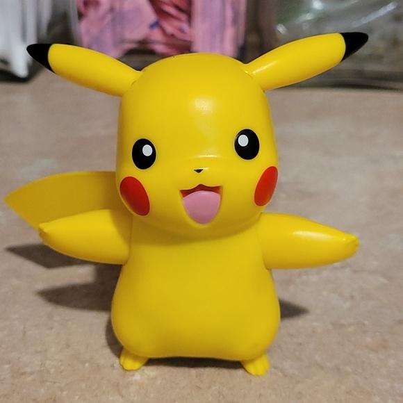 Vintage Talking Pokémon Toy